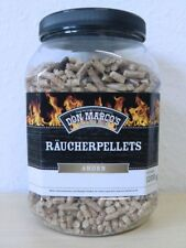 Don Marco´s Barbecue Räucherpellets Ahorn 1200 g Grill Aroma Pellets