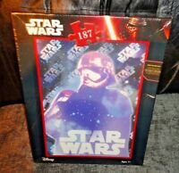 Star Wars The Force Awakens 187 Pieces Jigsaw Puzzle SEALED