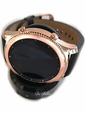 24K ROSE GOLD Samsung Gear S3 Classic Smart Watch CUSTOM