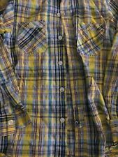 Lot Of Boys Long Sleeved Button Down Shirts
