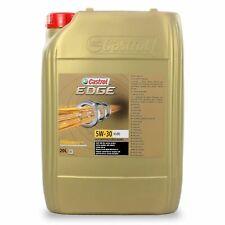 Castrol EDGE 5W30 A5/B5 Engine Oil 20L 20 Litres