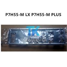 IO I/O SHIELD back plate BLENDE BRACKET for ASUS P7H55-M LX P7H55-M PLUS