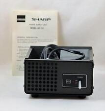 Vintage SHARP Power Supply AD-112