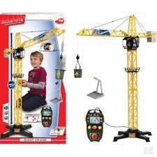 Dickie Large Battery Powered Tower Crane Model Toy Gift Christmas