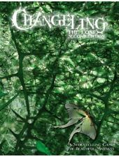 Changeling The Lost RPG Second Edition Storytelling Roleplaying Game