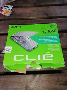 Sony Clie PEG-TG50 PDA