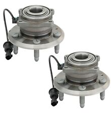 Pair Set 2 Rear Moog Wheel Bearing Hub Assy Kit for Chevy Eguinox GMC Terrain