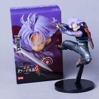 Dragon Ball Z Trunks del futuro Saiyan PVC Action Figure DBZ 16cm