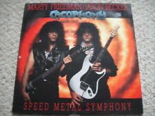 Cacophony – Speed Metal Symphony(Marty Friedman / Jason Becker) Megadeth LP