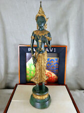 Bronze Post - 1940 South-East Asian Antiques