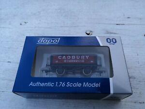 DAPOL WAGON 4F-040-009 Cadbury Bournville 12 4 Plank