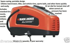 Portable Air Compressor Inflates Lawnmower Bike Tire Vehicle Tires Balls 160 PSI