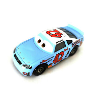 Disney Pixar Movie Cars 3 Diecast Vehicle New #42 Cal Weathers 1:55 Loose Car