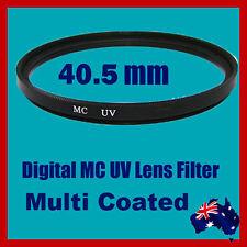 Premium Quality 40.5mm Digital MC Multi Coated UV Lens Filter Canon Nikon Sony