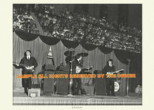 THE BEATLES 65-66-67 GIFT SET OF 5 + 1 PHOTOS 2 SETS AVAILIBLE 5x7  OCT 2013