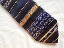 Mens Black Blue Brown Tie Necktie PURITAN~ FREE US SHIP (8700)