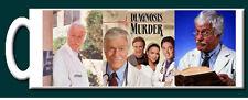 Diagnosis Murder Dick Van Dyke mug - Xmas Gift