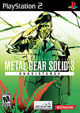 Metal Gear Solid 3: Subsistence (Sony PlayStation 2, 2006)