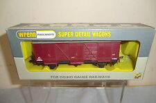 VINTAGE WRENN MODEL No.W4305X     BR PASSENGER FRUIT VAN        MIB