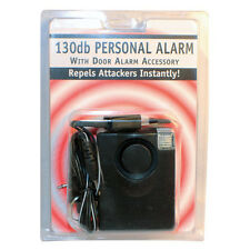 3 In 1 Personal Security Alarm 130db Self Defense Emergency Safety Alert New