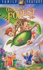 Once Upon a Forest (VHS, 1993)