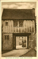 """DAVENTRY( Northamptonshire) : The Gateway of Catesby House -""""LOVELY ENGLAND"""""""