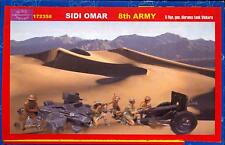BUM Models 1/72 BRITISH 8th ARMY AT SIDI OMAR Figure Set