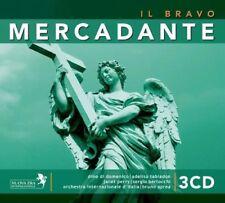 Mercadante: Il Bravo (CD, Nov-2006, 3 Discs, Nuova Era) VG