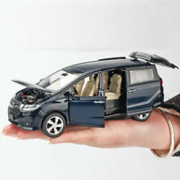 Honda Odyssey MPV 1:32 Metal Diecast Model Car Toy Collection Sound & Light Gift