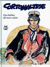 CORTO MALTESE UNA BALLATA DEL MARE SALATO - Hugo Pratt + OMAGGIO