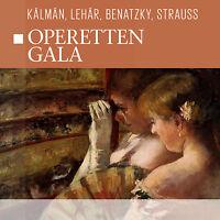 CD Operetten Gala mit Kalman, Lehar, Benatzky, Strauss 4CDs