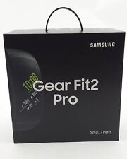 Samsung Gear Fit2 Pro Activity Tracker - Black, Size Small