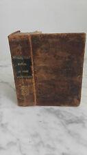 Manuel de Piété , a L'usage Des Elèves du Sacré Coeur - 1846 - Libraire Lecoffre