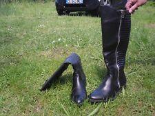 Bottes noire matelassées femme TOM & EVA pointure 38 neuves