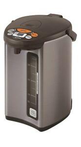 Zojirushi CD-WCC40 Micom 4-Liter Water Boiler and Warmer, Silver