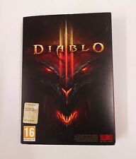 Diablo 3 dvd-rom videogioco Pc Blizzard 2012