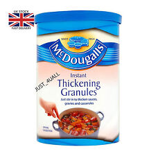 3 x 170g McDougalls Instant Thickening Granules