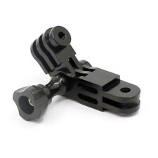3-Way Pivot Arm Mount CNC Aluminum Adapter for Gopro Hero 3 2 GitUp Sony