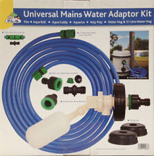PLS Universal Mains Water Adaptor Kit Fits Aquaroll Water Hog Roly Poly Aquarius