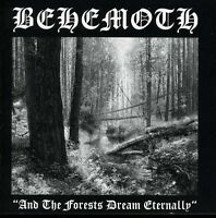 Behemoth - & the Forests Dream Eternally [New CD]