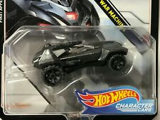 HOT WHEELS 2019 CHARACTER CARS MARVEL AVENGERS WAR MACHINE FIRST APPEARANCE