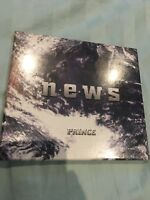 *Prince N.E.W.S CD Sealed News Symbol Rare Collectors Item Tour*