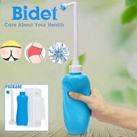 400ml Portable Sprayer Travel Plastic  Bottle Personal Hygiene Bottle  !