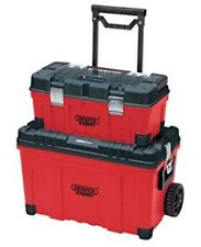 🆕️Draper Expert Mobile Contractors 640mm Chest and 560mm Tool Box 03080 NEW