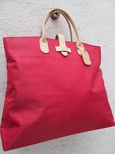 -AUTHENTIQUE sac à main neuf  FERRE toile  TBEG vintage bag