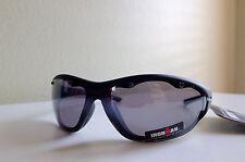 New! Foster Grant  IronMan Shatter Resistant PC Lenses Sport Sunglasses 100% UVA