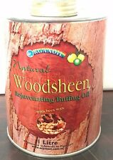 Organoil Woodsheen - Rejuvenating Buffing Oil - 1L Wood Sheen