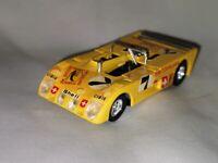 Solido n°15 SB 1/43 - Lola T280 Le Mans 1973  -  planche de décalcomanie