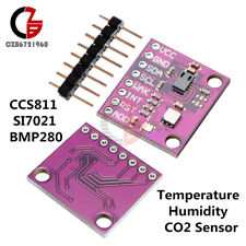 CJMCU-8128 CCS811+SI7021+BMP280 CO2 VOCs Temperature Humidity 3in1 Sensor Module