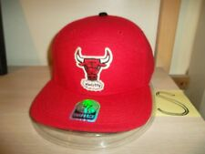 676c7355443a9 CHICAGO BULLS 5 PANEL BASEBALL CAP HAT  47 BRAND FERRO SNAPBACK ALL RED